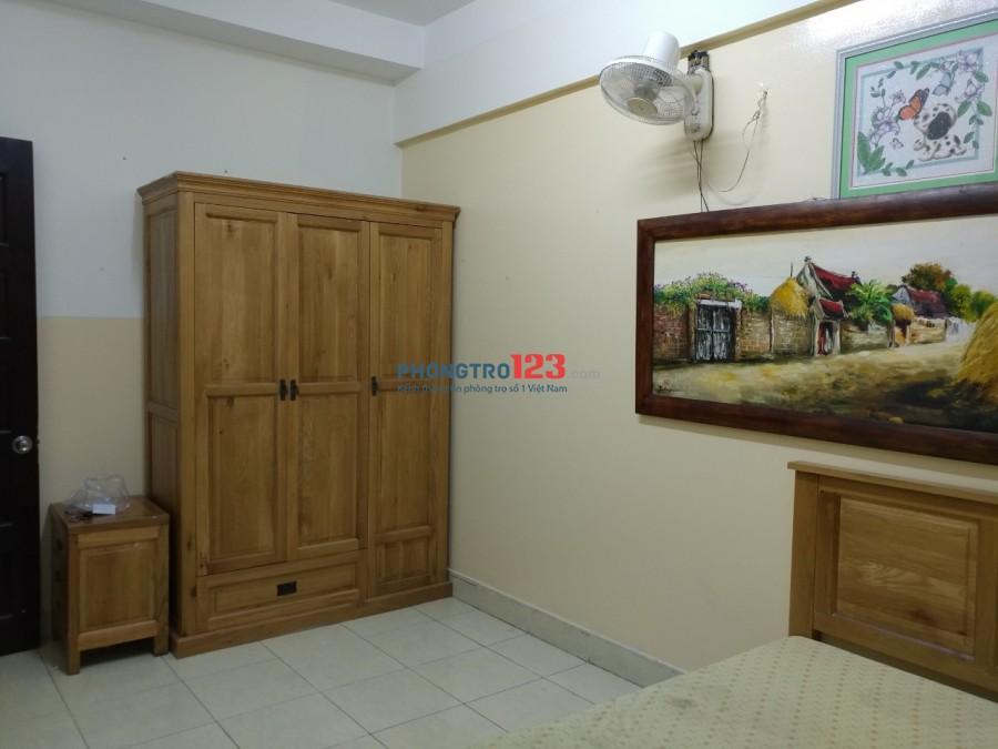 Cho thuê CH Chung Cư Khang Gia Gò Vấp, 73m2, giá 9tr/tháng, đầy đủ nội thất (nhà đẹp)