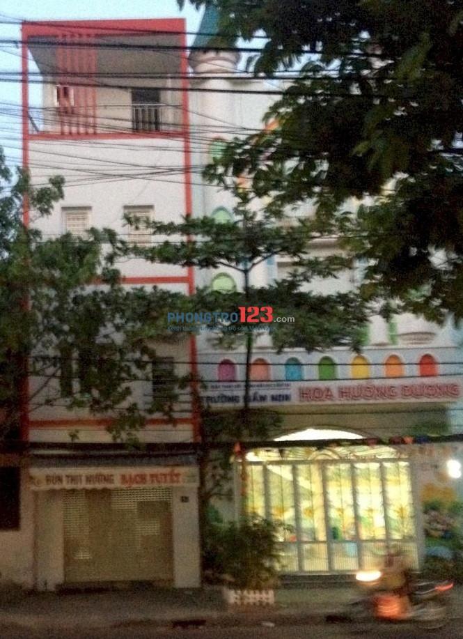 Cho thuê nhà mặt tiền nguyên căn tại Đà Nẵng