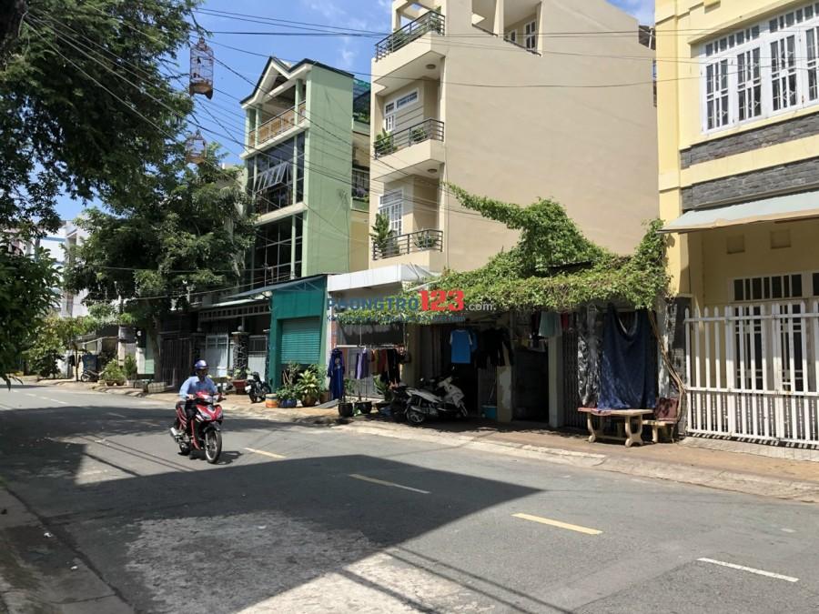 Cho thuê nhà nguyên căn 4x18 mặt tiền Quách Đình Bảo P Phú Thạnh Q Tân Phú