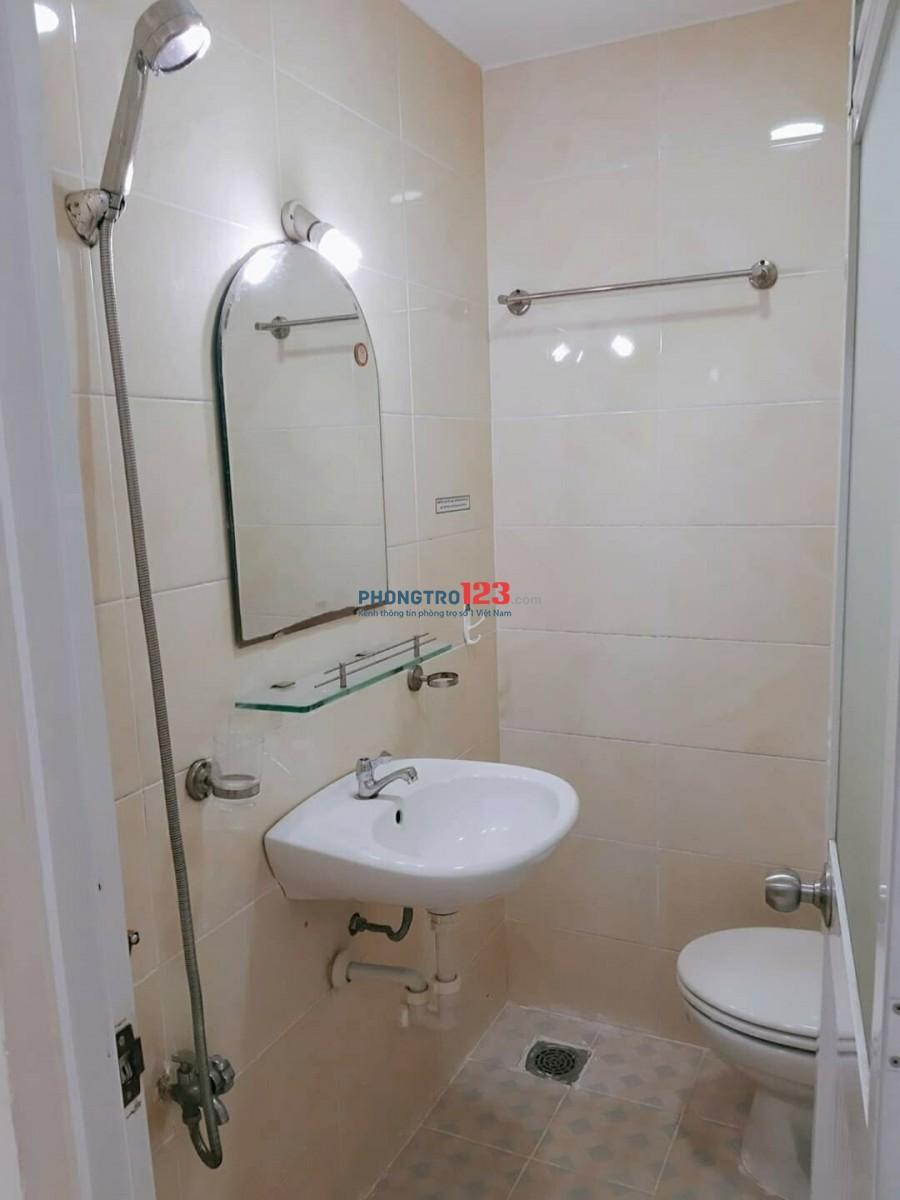 Cho thuê phòng trọ giá rẻ đường Phổ Quang, quận Tân Bình