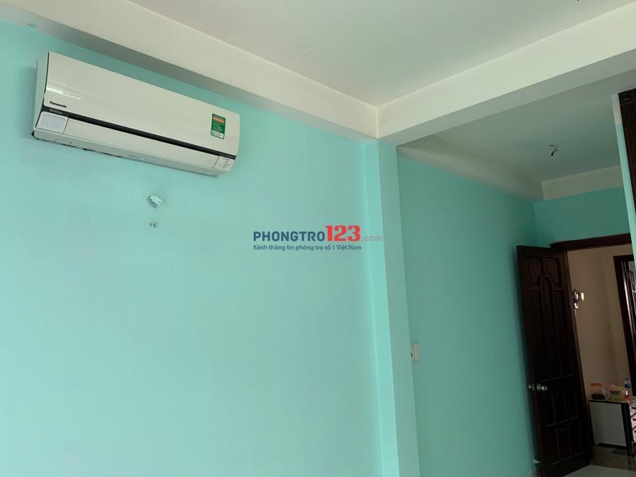 Cho thuê phòng balcon rộng rãi tại Nguyễn Thế Truyện P Tân Sơn Nhì Q Tân Phú giá từ 3tr/th