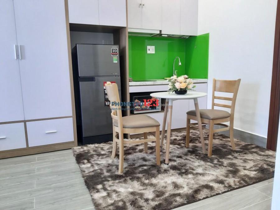 Cho thuê căn hộ chung cư mini quận Gò Vấp, gần Mercedess Quang Trung giá 5,5 triệu