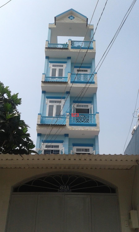 Căn hộ mới xây MT Đường số 5, P. Bình Trưng Tây, Q. 2, DT 28 – 32m2, giá 2,5 – 2,7 triệu/tháng