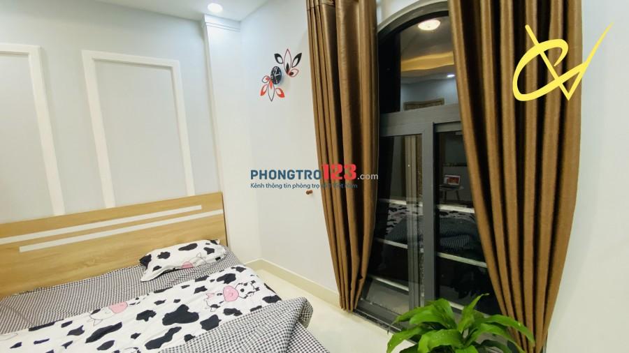 Cho thuê phòng trọ cao cấp, sang trọng full nội thất tiện nghi ở Bình Thạnh