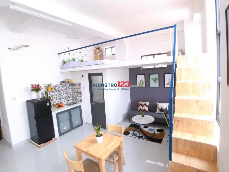 Cho thuê căn hộ chung cư mini quận Tân Bình giá rẻ gần Ruby Garden có sẵn nội thất, giá tốt 12/2020