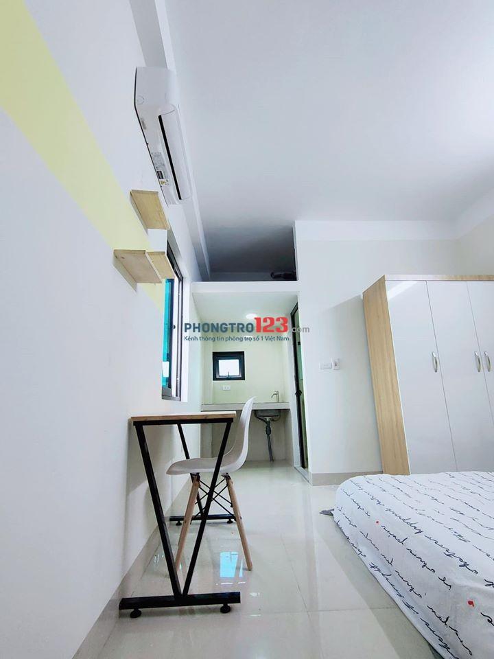 Chính chủ cho thuê căn hộ mini sẵn nội thất, gần chung cư Phúc Yên, giá thuê ưu đãi cuối năm chỉ 4,5tr/th