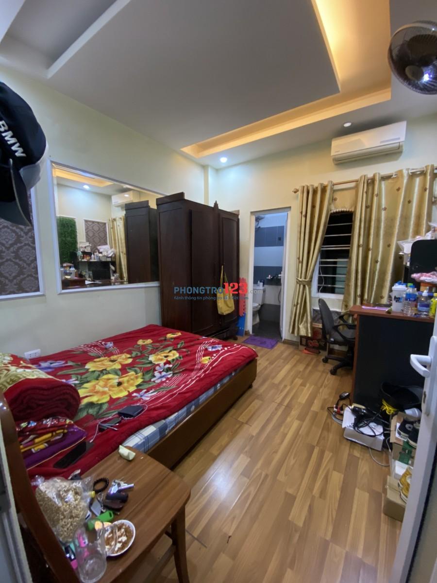 Chính chủ cho thuê phòng gần ngã tư sở 59m2 và khu Linh Đàm 20m2.