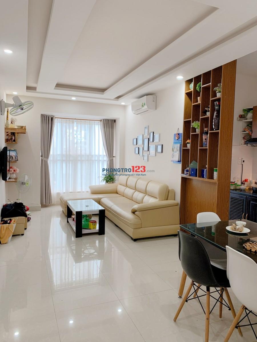 Cho thuê căn hộ full nội thất & vị trí đẹp