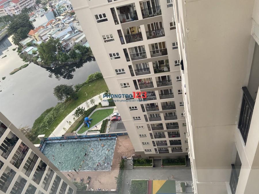 Cho thuê căn hộ richmond city 67m2