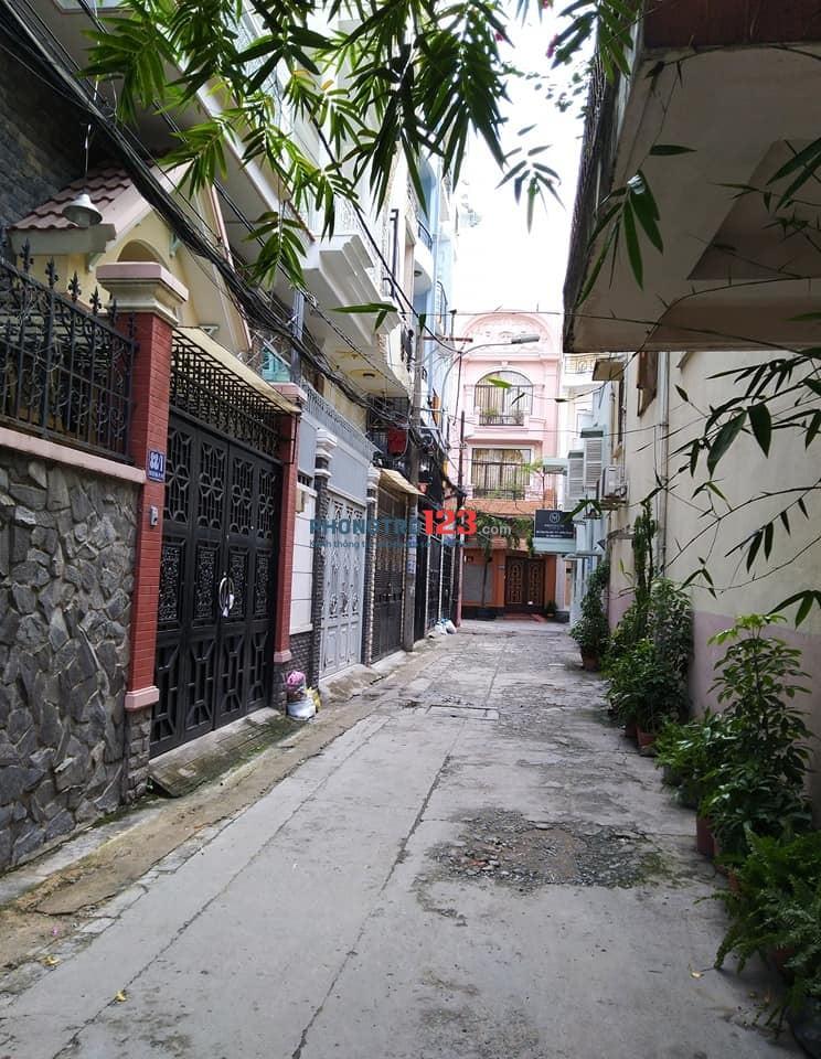 Phòng trọ cho thuê Phú Nhuận đầy đủ tiện nghi, giá rẻ