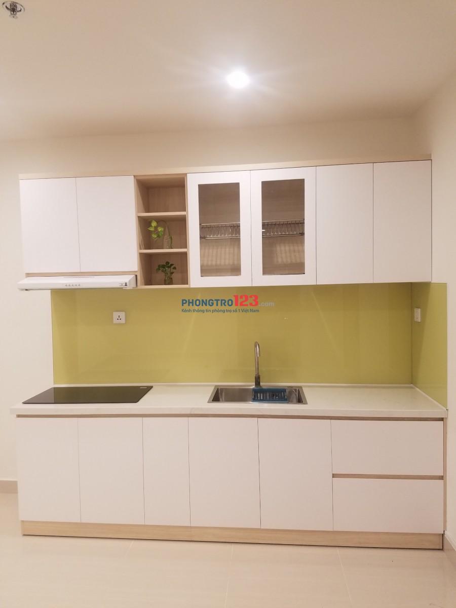 Chính chủ cho thuê căn hộ Vinhomes Grand Park Q9 Full nội thất 46m2 1pn