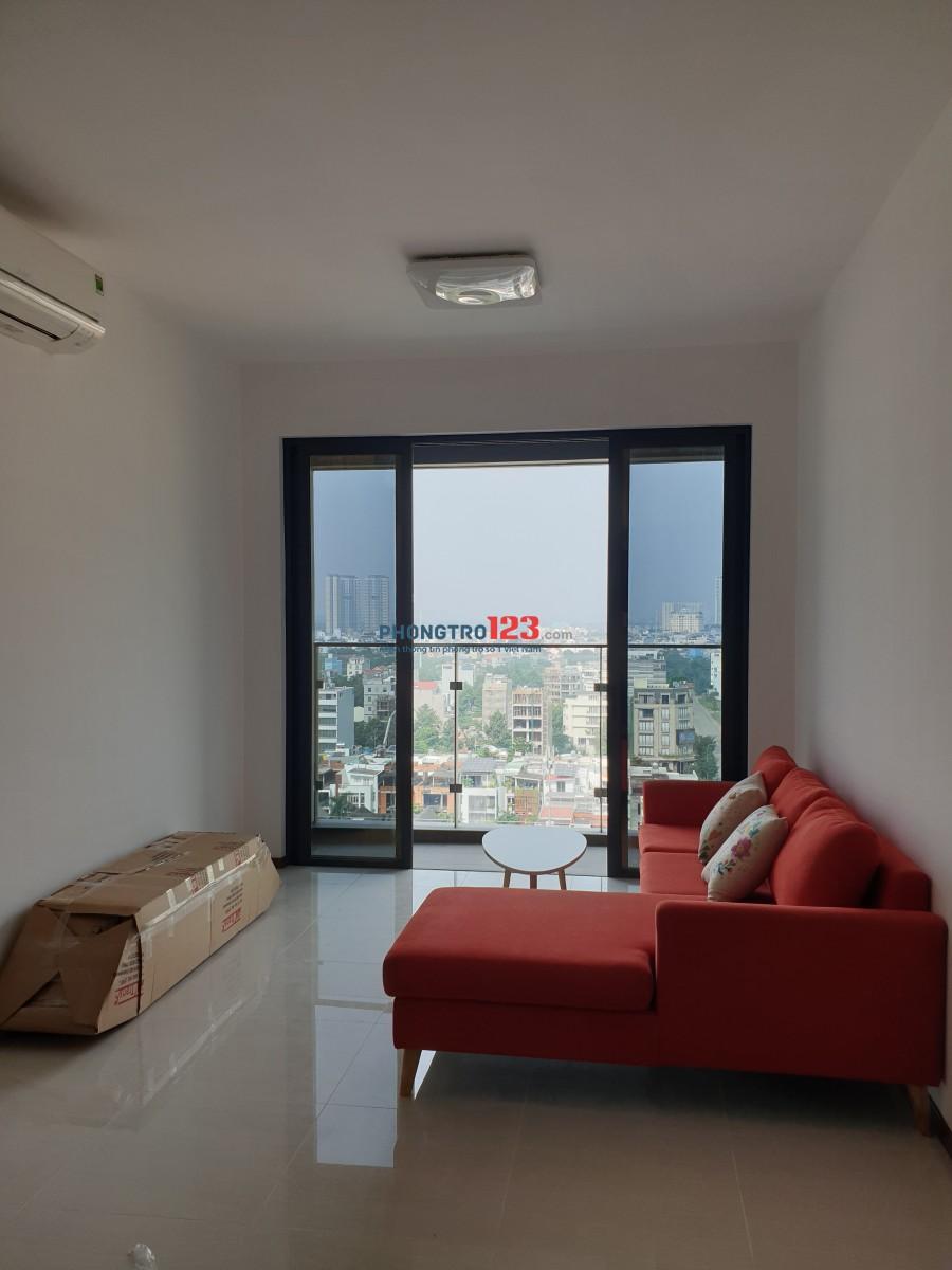Cho thuê căn hộ chung cư One verandah 2PN, Full NT