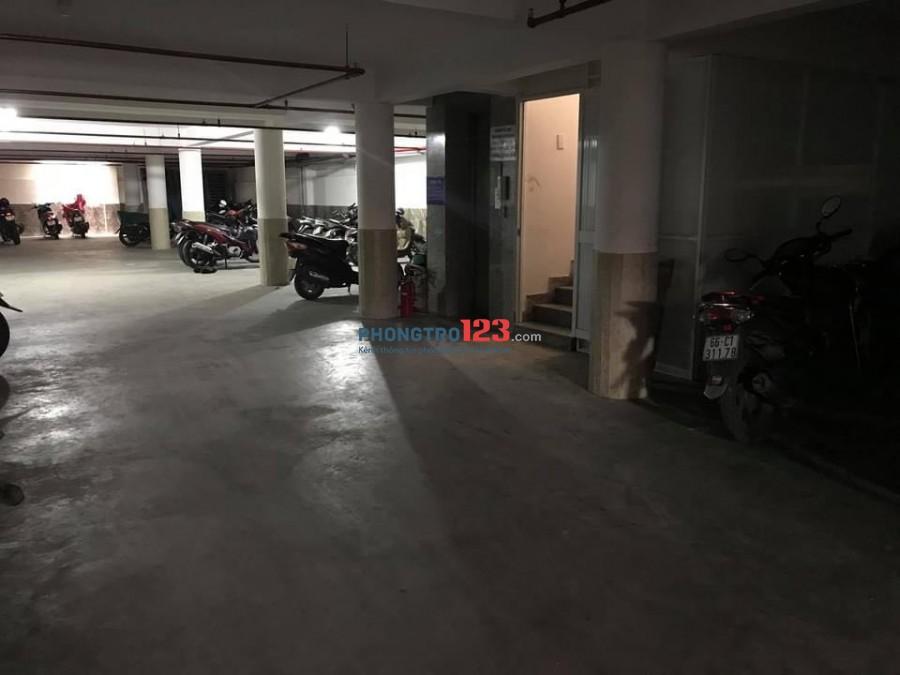 Cho thuê phòng trọ có gác lửng 70/15 Nguyễn Sỹ Sách #2 Triệu Tel C. Lượt : 0783.544.244 (có thang máy, hầm xe)