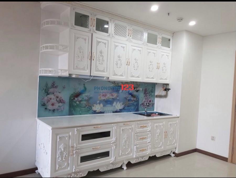 Chính chủ cho thuê Căn hộ Centrosa Garden Q10 60m2 1pn đầy đủ nội thất