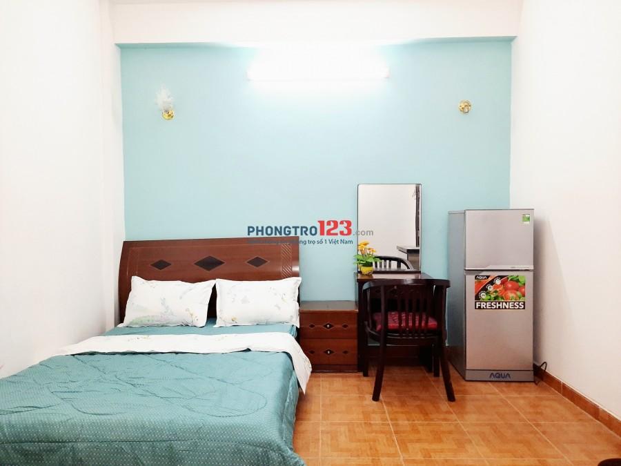 HOT Phòng đẹp, full đồ, cửa sổ, ngay Chợ tân Mĩ, hẻm oto, Sang chảnh 3.9 tr
