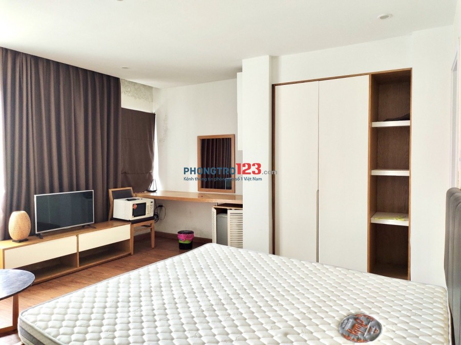 Cho thuê căn hộ - 1PN - 45m2 gần Võ Văn Kiệt