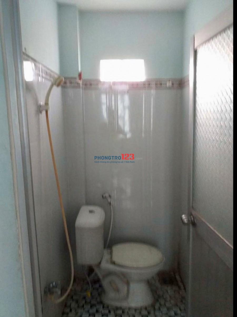 Cho thuê nhà NC 1 trệt 1 lầu 60m2 ở Trần Văn Mười Xã Xuân Thới Thượng HMôn giá 4tr/th