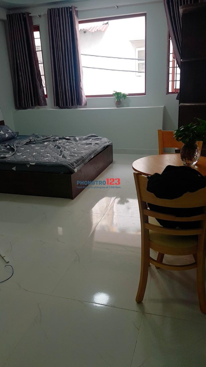 Phòng Mới 100% full nội thất, Hậu Giang P4 Tân Bình