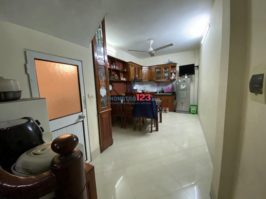 Cho thuê lâu dài nhà riêng 3 tầng, 1 tum, diện tích sử dụng 120m2