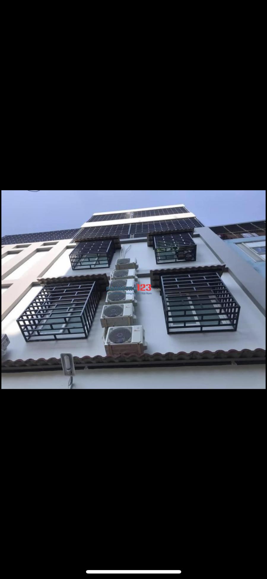 Cho thuê phòng trọ cao cấp MT đường Quang Trung Gò Vấp