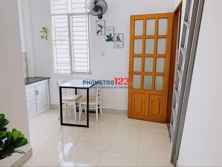 CHDV cao cấp ful nội thất, gác 30m2 cửa sổ thoáng mát Q.Tân Phú