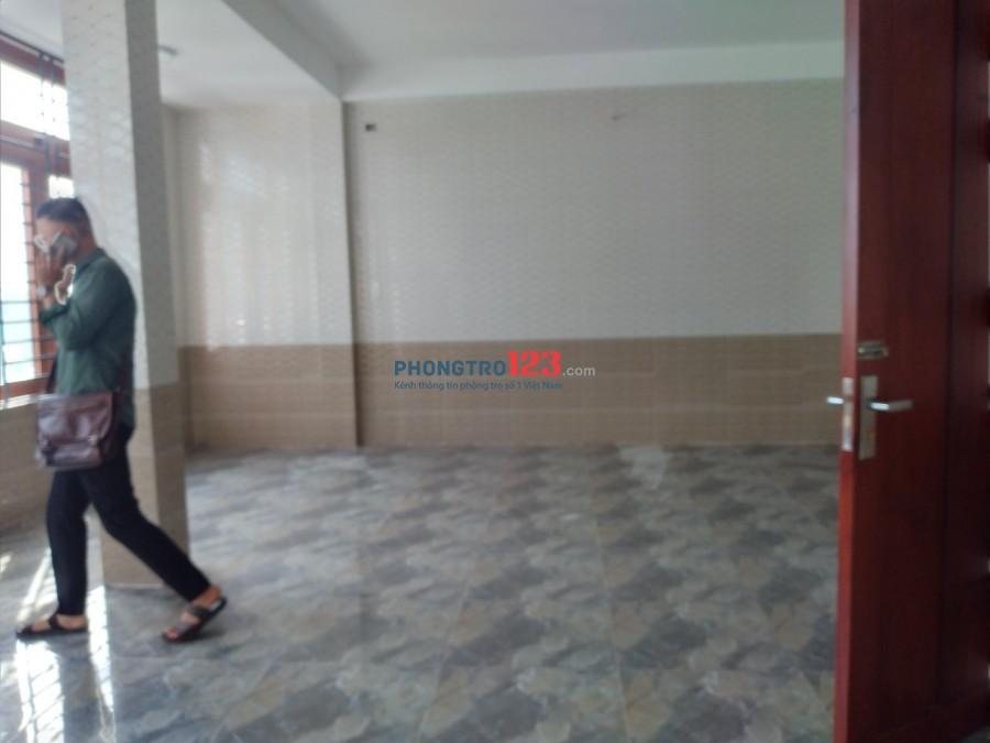 Ban công, gác, máy lạnh, thang máy, 30m2 Bình Hưng Hòa A