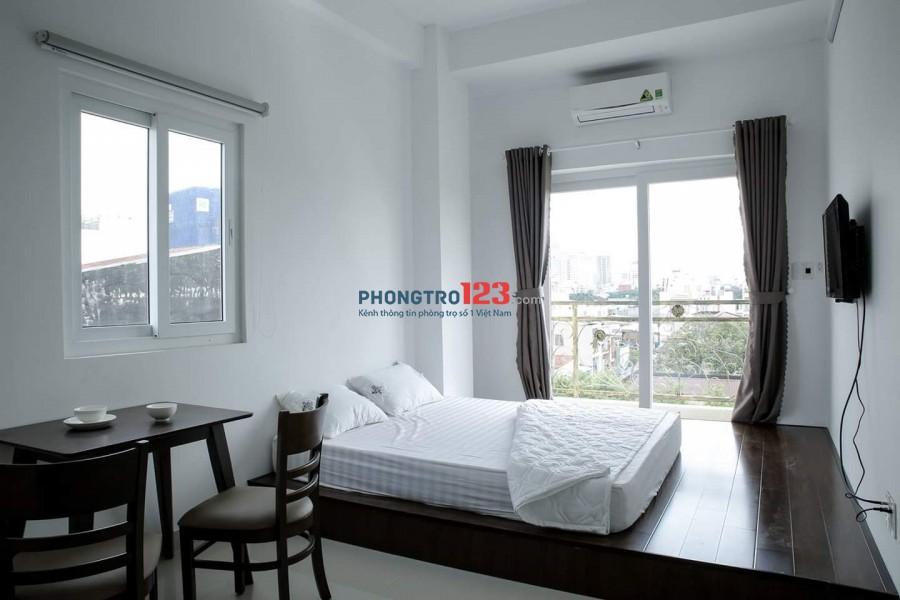 Amity Sài Gòn - Phòng trọ dạng căn hộ dịch vụ cao cấp giá từ 5tr đến 7tr tại 45 Đường Nguyễn Khoái, Phường 1, Quận 4