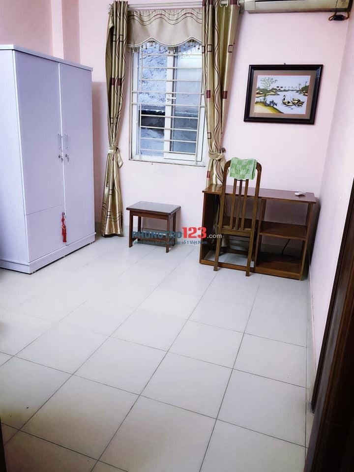 Cho thuê phòng full đồ WC riêng tại 612 LẠc Long Quân