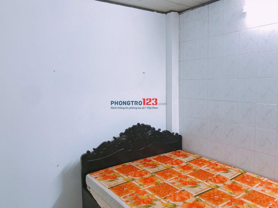 Chính chủ cho thuê phòng trọ cao cấp full nội thất Q Tân Bình giá 2,5tr đối diện chợ Hoàng Hoa Thám