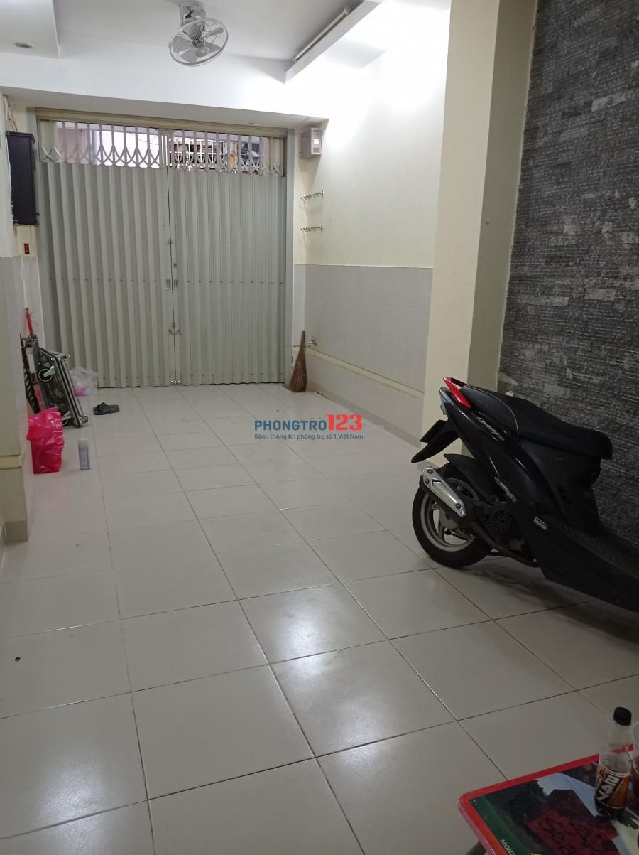 Phòng Cửa Sổ Thoáng-Ngay cạnh quận 1 - Tầng 1- Để Xe Free-3trieu