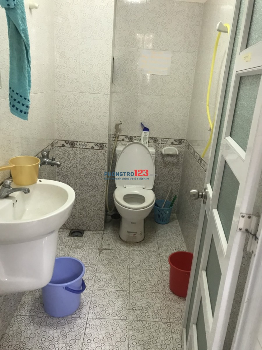 Cho thuê Phòng ở hoặc làm VP nhà góc 2MT 209 Dương Tử Giang P4 Q11 giá từ 3,8tr/th