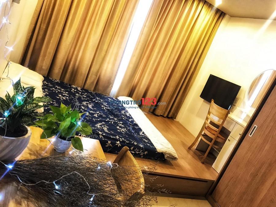 Phòng Full nội thất GIÁ SỐC ở quận Bình Thạnh sát bên quận 1
