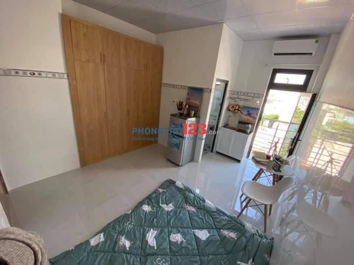 Căn Hộ Mini Full nội thất, cửa sổ thoáng, có bếp, ngay vòng xoay Lê Văn Sỹ Giá 3 triệu 2