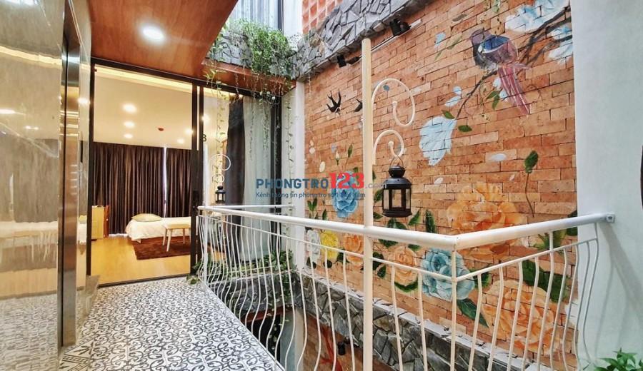 Cho thuê căn hộ full nội thất, sát biển mỹ khê chỉ từ 3tr
