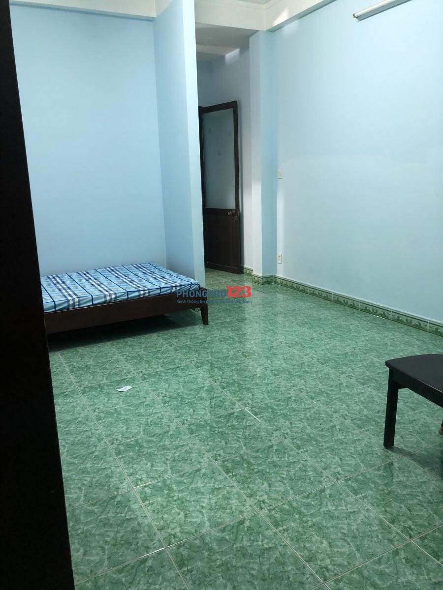 Phòng trọ rộng rãi, sạch sẽ, có nội thất tại Quận 7 ngay chợ Tân Mỹ