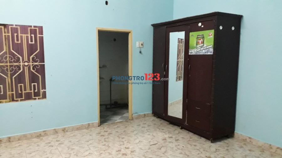 Phòng trọ Quận 6 24m² (Sạch sẽ, an ninh, yên tĩnh)