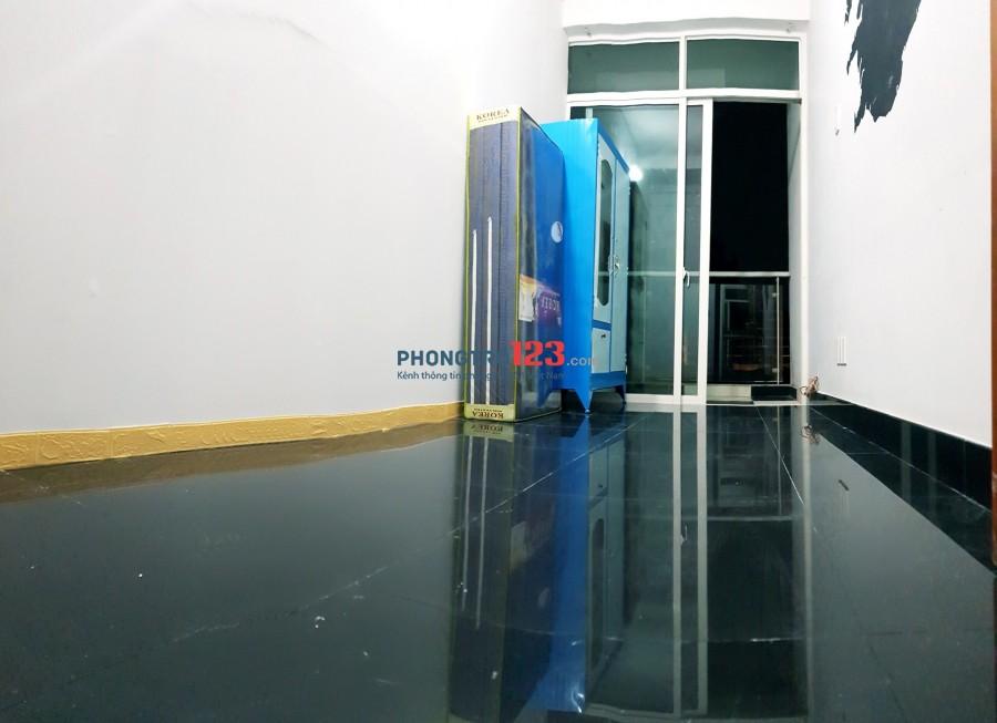 Phòng 2,7tr giảm còn 2,4tr/th full NT, có ban công, máy lạnh, siêu thị, hồ bơi, phòng gần Vivo City