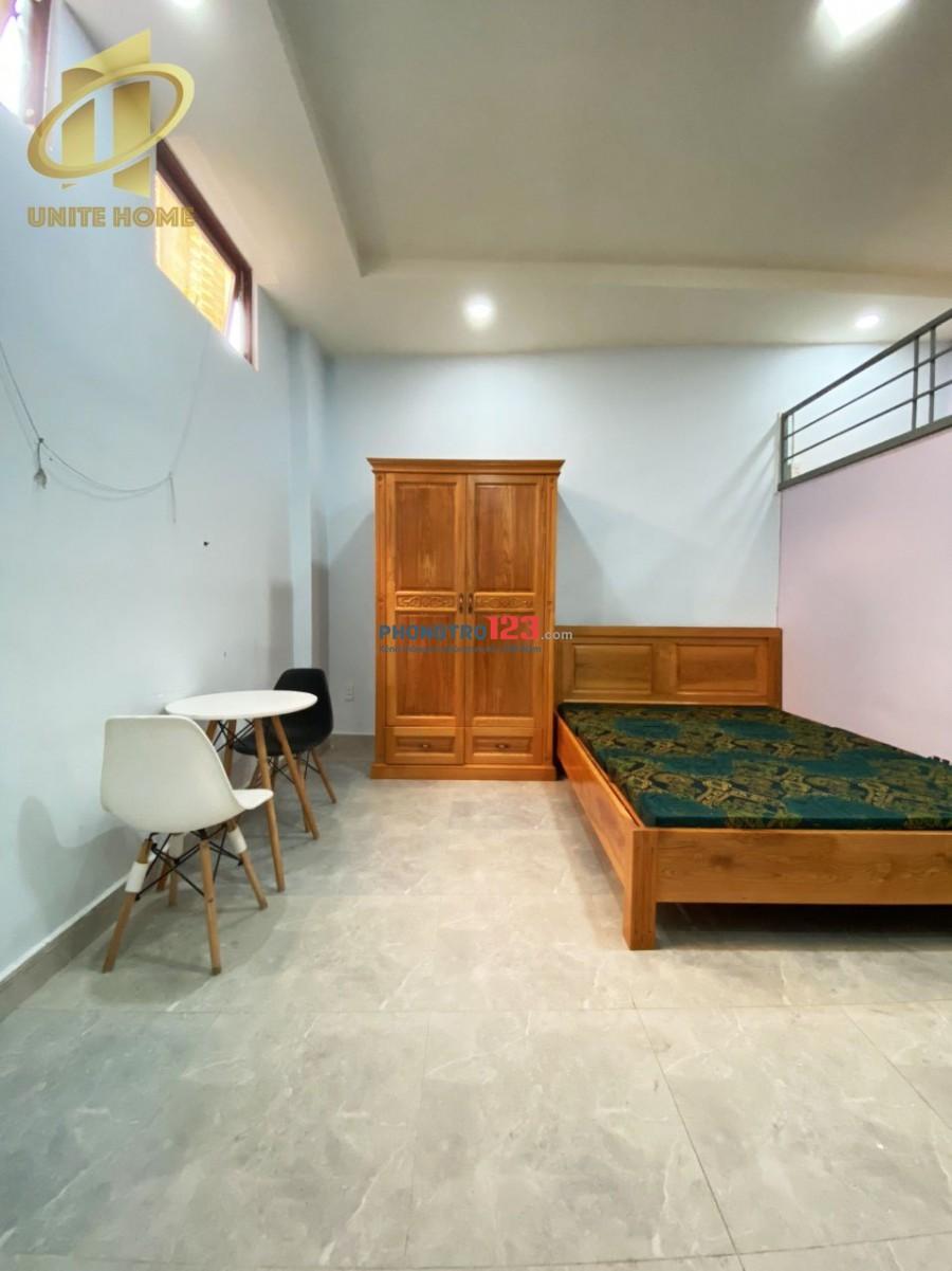 Phòng quận 7 Huỳnh Tấn Phát có gác gần có nội thất