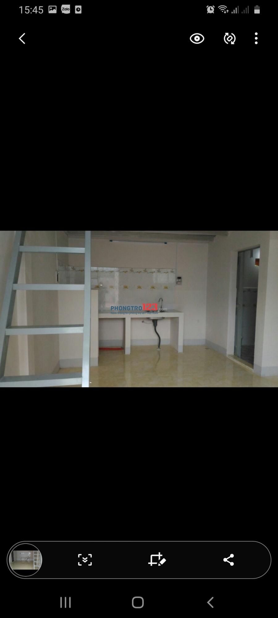 Khu phòng trọ 12E Đường A Sanh, P.Hội Phú