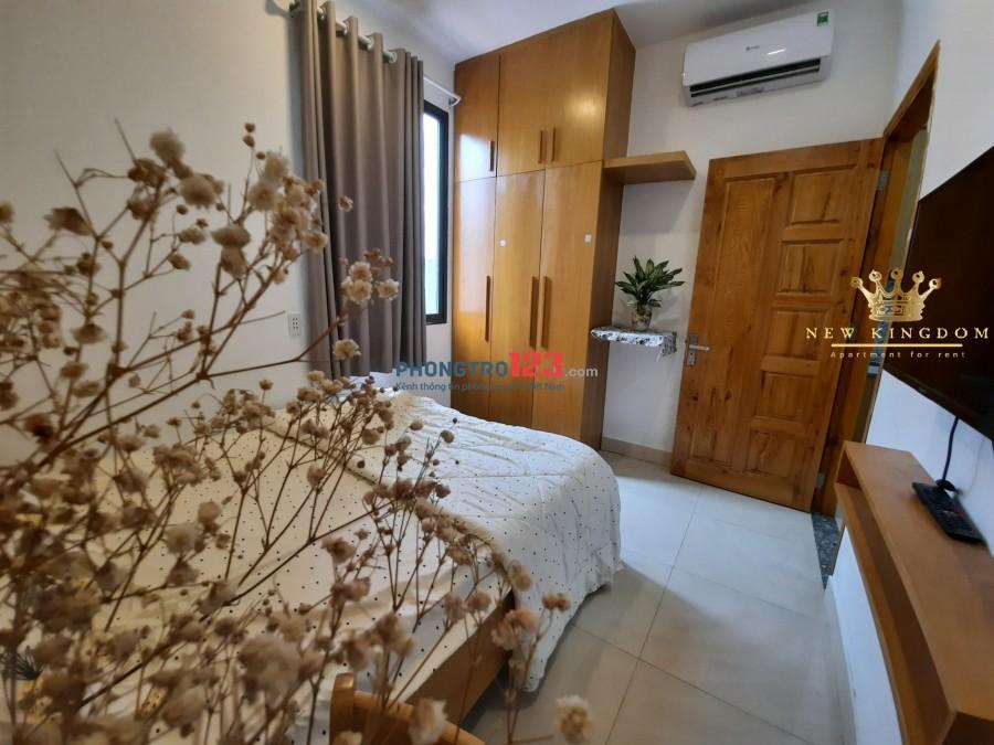Căn hộ mini đẳng cấp, sang trọng đạt tiêu chuẩn khách sạn 3 sao quận Bình Thạnh giá chỉ 4.5 triệu/tháng