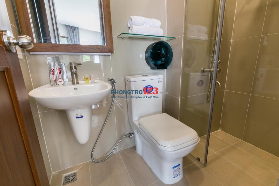 Căn hộ full nội thất cao cấp Nguyễn Kiệm, Phú Nhuận- Hỗ trợ đầu năm giá 5tr4 giảm chỉ còn 4tr3