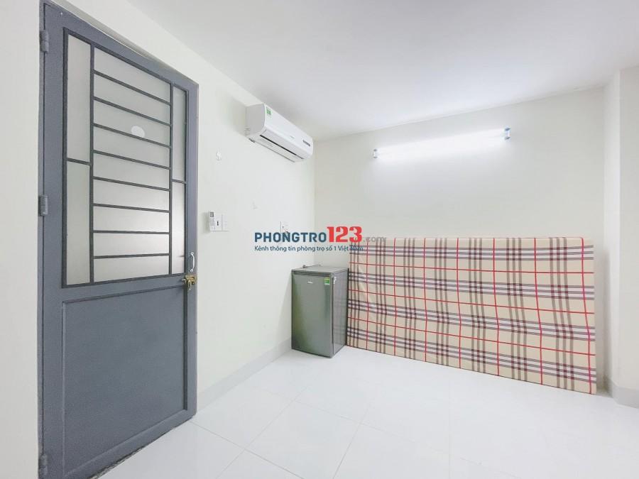 Cho thuê phòng mới xây giờ giấc tự do không chung chủ gần ĐH Văn Lang p5 Gò Vấp