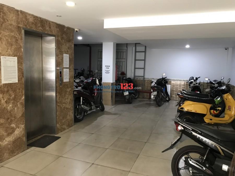Cho thuê phòng có máy lạnh tại 74/25 - 27 Bàu Cát 1 P14 Q Tân Bình giá từ 3tr/th