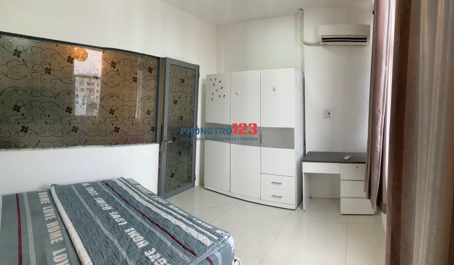 Cho thuê Căn hộ dịch vụ 1 phòng ngủ 40m2 có bếp riêng biệt, máy giặt chung giá siêu hấp dẫn gần quận 1