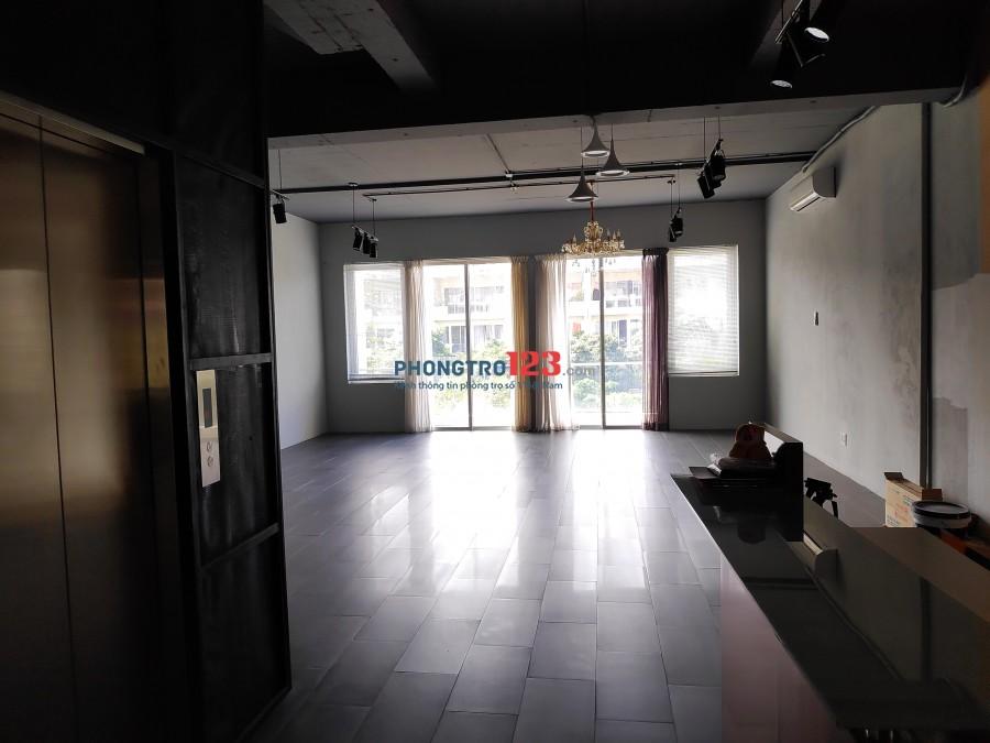 Văn phòng cho thuê 120m2 / khu Sala