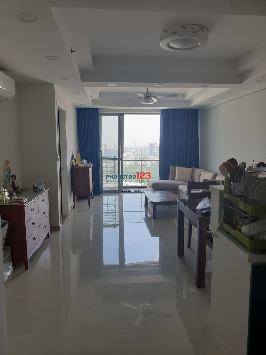 Scenic Valley 2 A2 2 Rooms Full option ( Scenic Valley 2, A2, 2PN, Full nội thất )