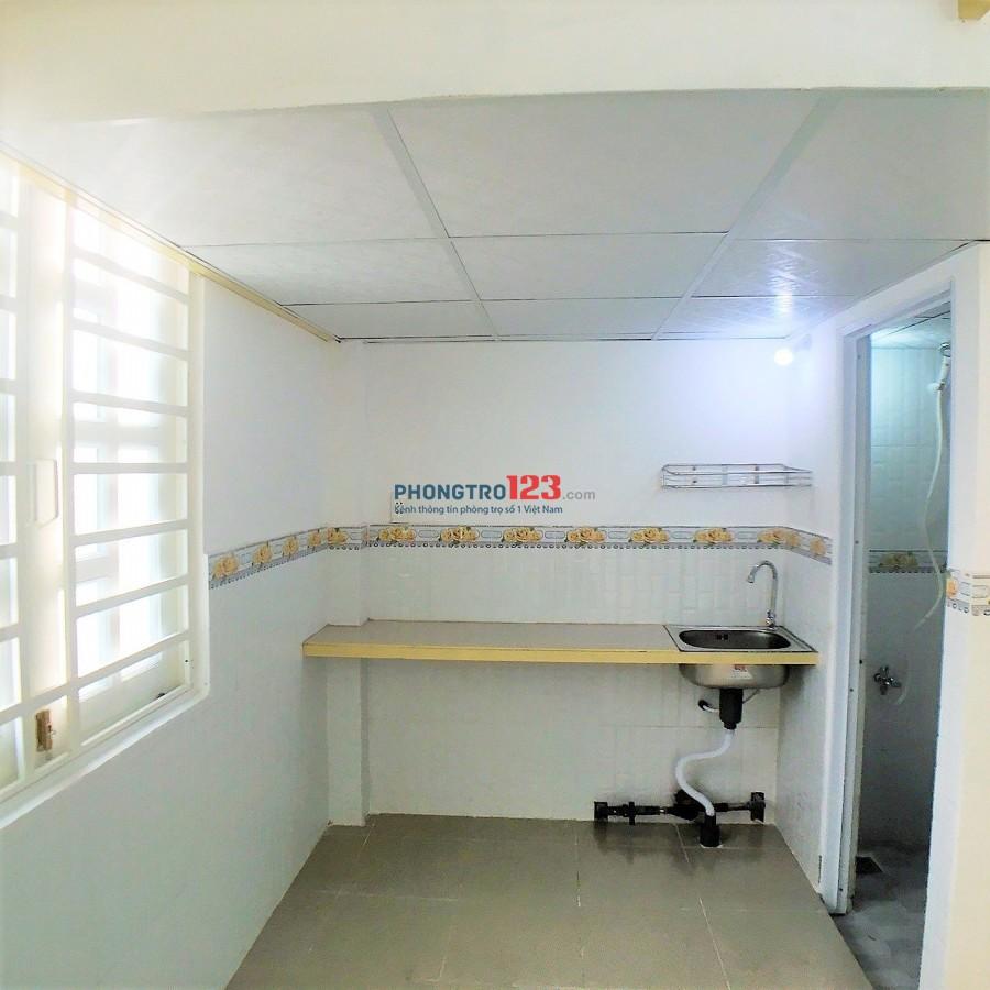 Phòng gác cao, Ban công, Giá RẺ ngay 167 HTP gần KCX Tân Thuận Quận 7, Cầu Tân Thuận 1 tiện qua NTT Quận 4
