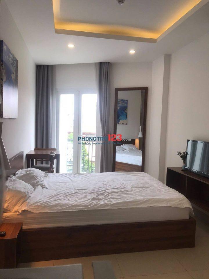 Căn hộ mini Nguyễn Kiệm,Phú Nhuận full nội thất 4tr3