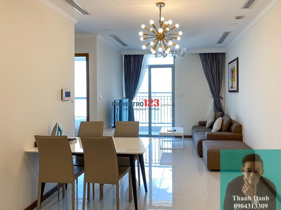 1 PN giá tốt nội thất đầy đủ cao cấp tiện nghi VINHOMES CENTRAL PARK LANDMARK