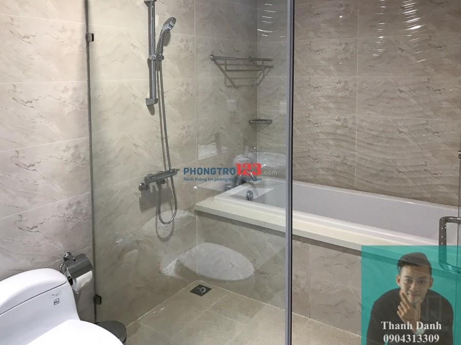 3 phòng ngủ giá tốt nội thất cao cấp tiện nghi VINHOMES CENTRAL PARK LANDMARK